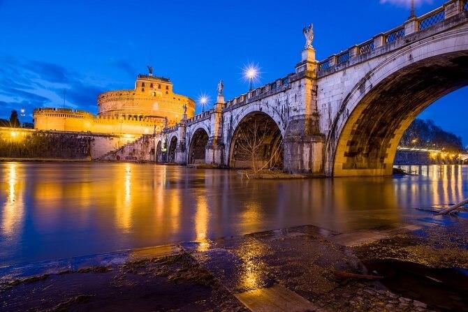 podul sant angelo roma
